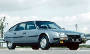 Citroen CX 2.5 GTi AT