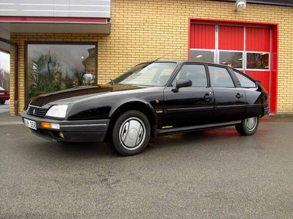 Citroen CX 2.5 GTi Turbo 2