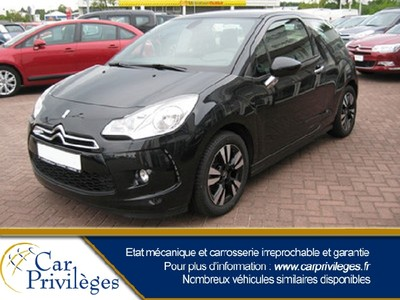 Citroen DS3 VTi 95 Airdream