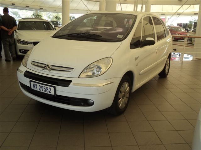 Citroen Picasso 2.0i HDi Exclusive