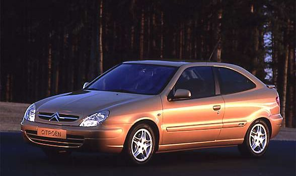 Citroen Xsara Coupe