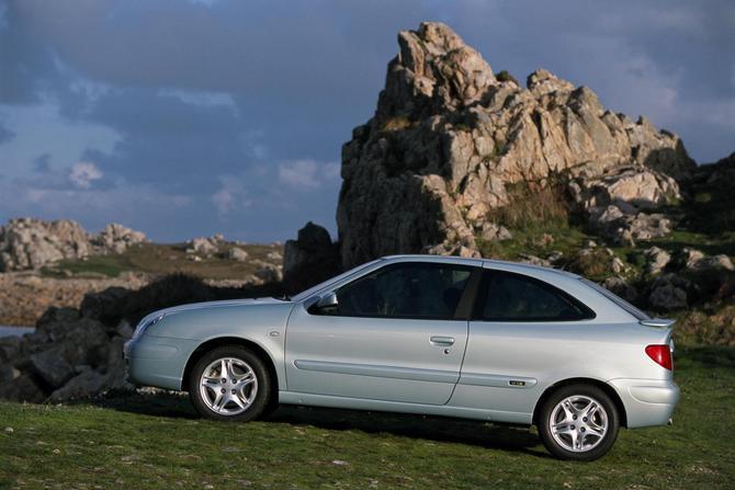 Citroen Xsara Coupe HDi Automatic