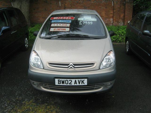 Citroen Xsara Estate 2.0 HDi Automatic