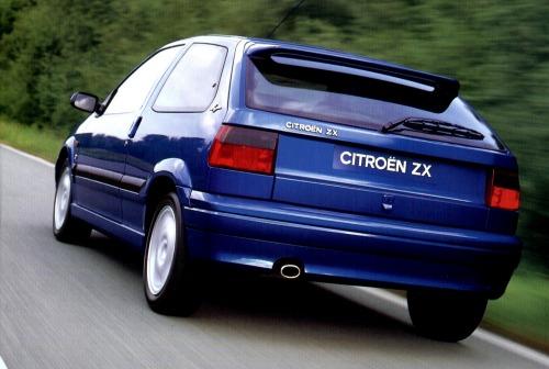 Citroen ZX 2.0 i 16V