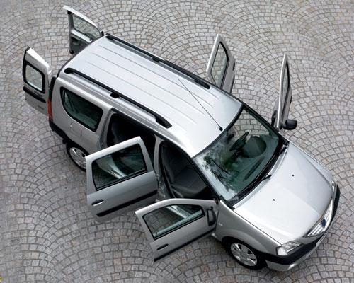 Dacia Logan MCV 1.6