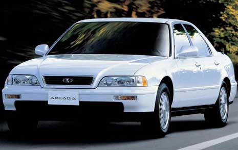 Daewoo Arcadia 3.2 i V6 24V LX AT