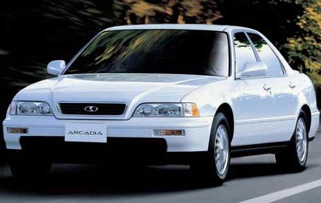 Daewoo Arcadia 3.2 i V6 24V LX MT