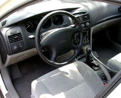 Daewoo Magnus 2.0 i 16V
