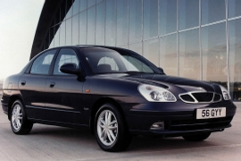 Daewoo Nubira 1.6 i AT