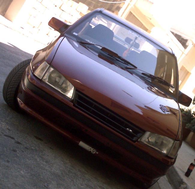 Daewoo Racer 1.5 AT