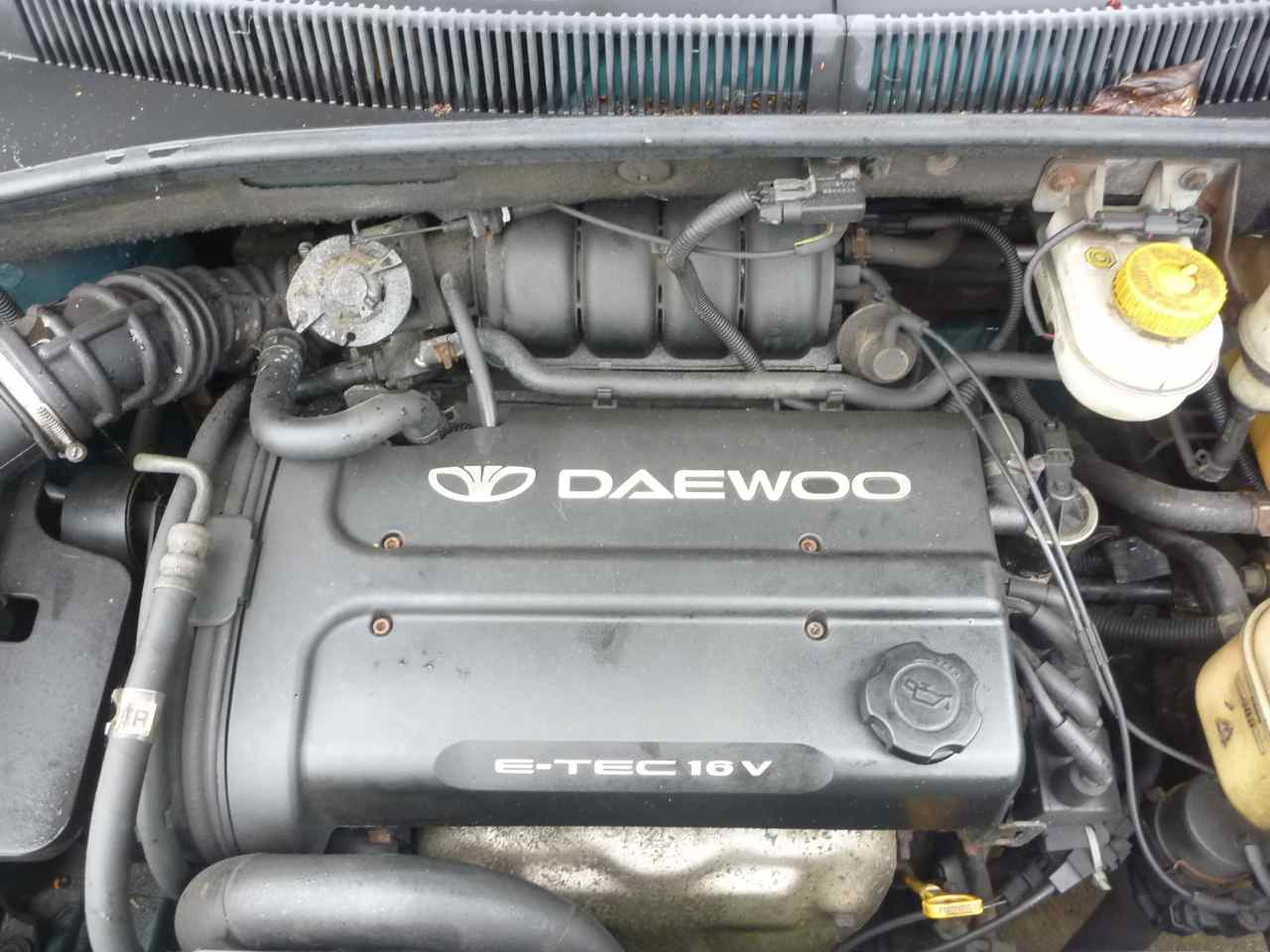 Daewoo Tacuma 1.6 16V