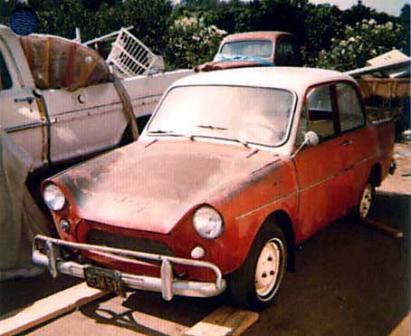 DAF 600