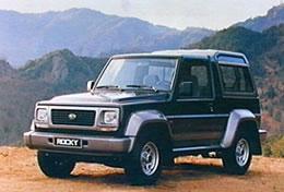 Daihatsu Rocky 2.8 TD