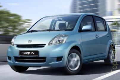 Daihatsu Sirion 1.3 4WD