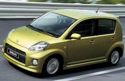 Daihatsu Sirion 1.5 Sport Automatic
