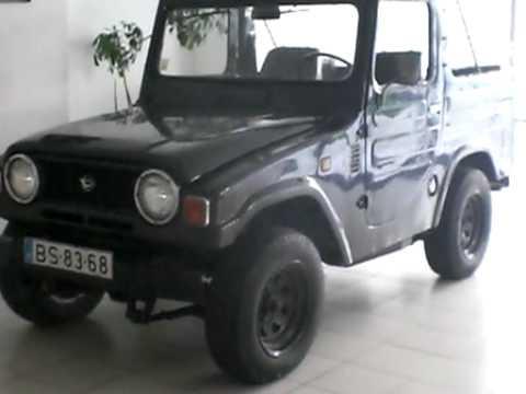 Daihatsu Taft 2.5 D