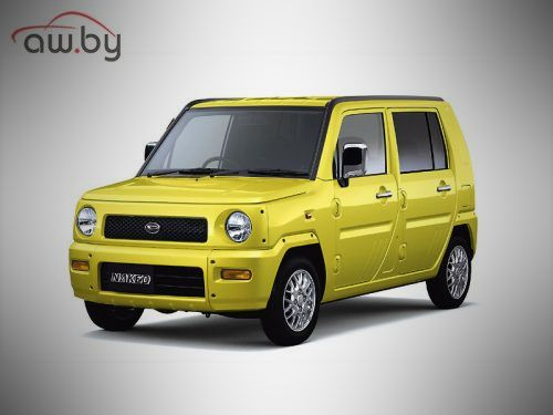 Daihatsu Terios 0.7 i 12V CL MT