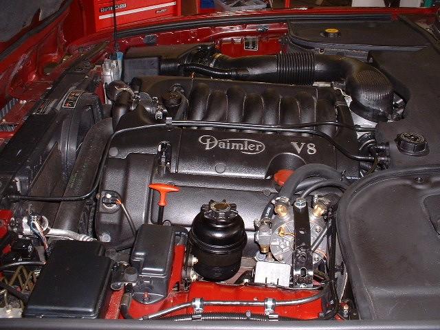 Daimler Daimler V8 Super 4.0