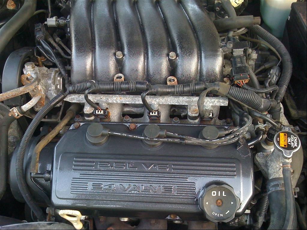 Dodge Avenger 2.5