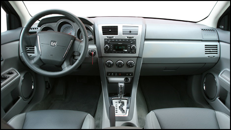 Dodge Avenger SXT