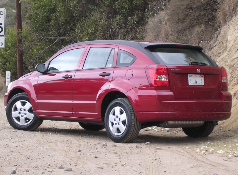 Dodge Caliber 1.8 MT