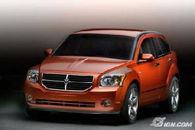 Dodge Caliber 2.0 SXT CVT
