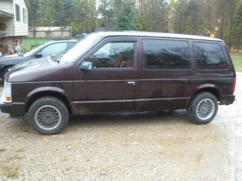 Dodge Caravan 2.5