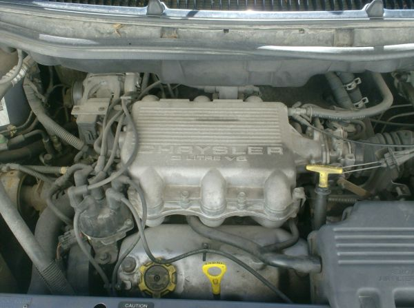 Dodge Caravan 3.0 V6