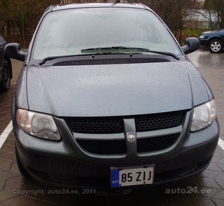Dodge Caravan 3.3 SE