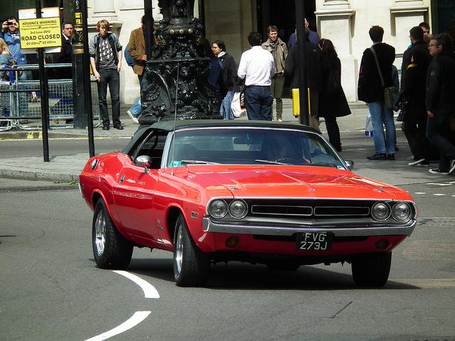 Dodge Challenger 6.3