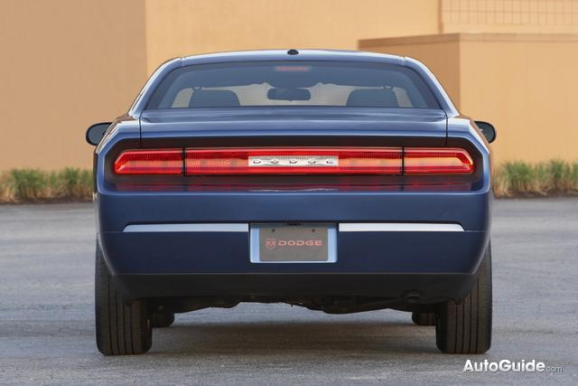 Dodge Challenger SE