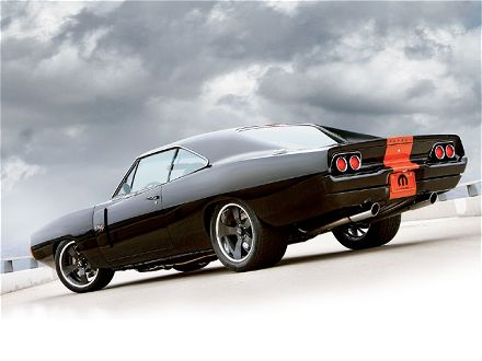 Dodge Charger R