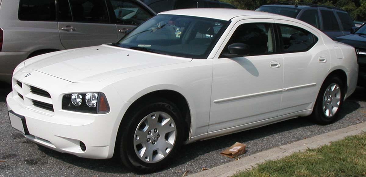 Dodge Charger SE