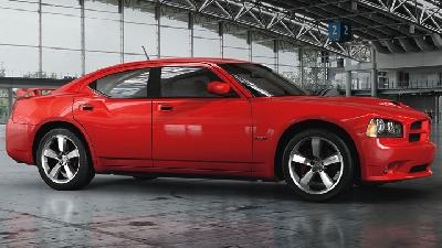 Dodge Charger SXT 4WD