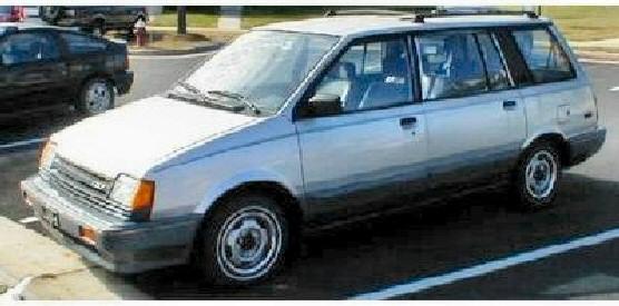 Dodge Colt Vista
