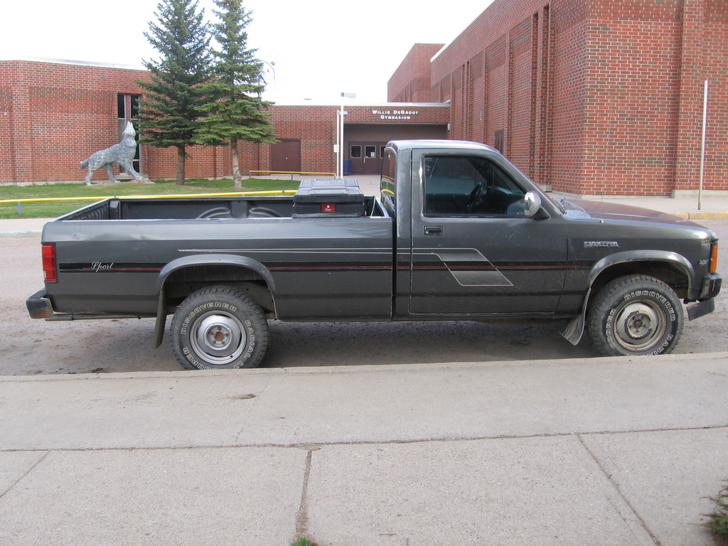 Dodge Dakota 3.9 i V6 4X4 Regular Cab