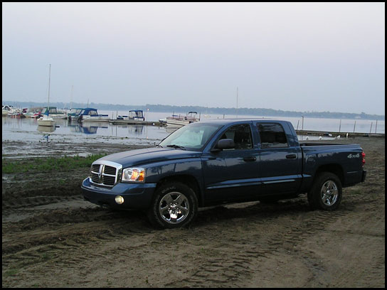 Dodge Dakota Crew Cab 4x4