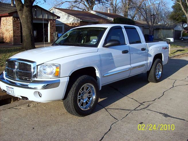 Dodge Dakota Quad Cab  Laramie