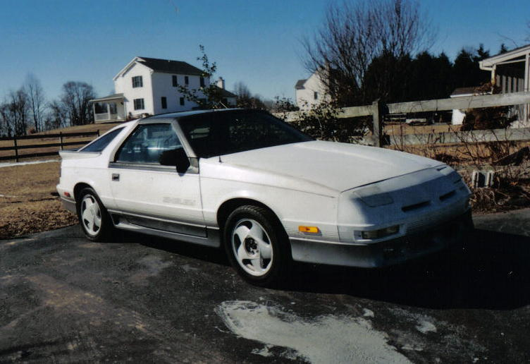 Dodge Daytona 2.2