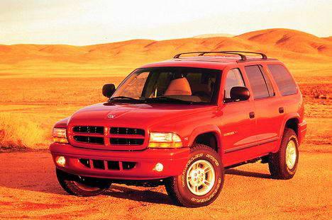 Dodge Durango 3.9