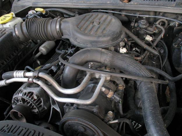 Dodge Durango 5.2