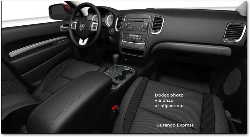 Dodge Durango Express