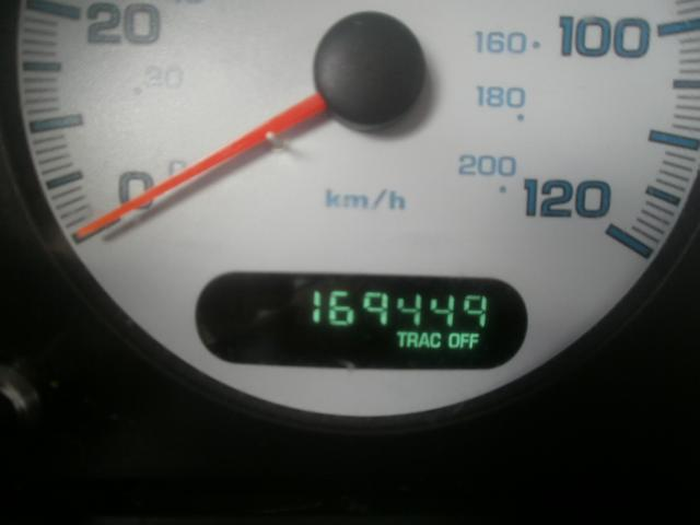 Dodge Grand Caravan eX