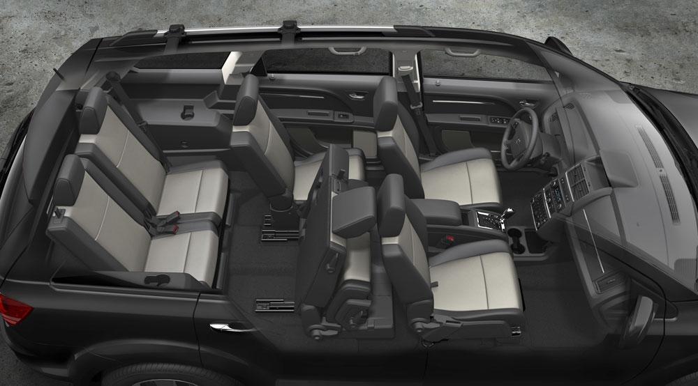 Dodge Journey 2.0