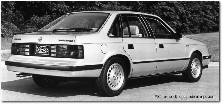 Dodge Lancer 2.2