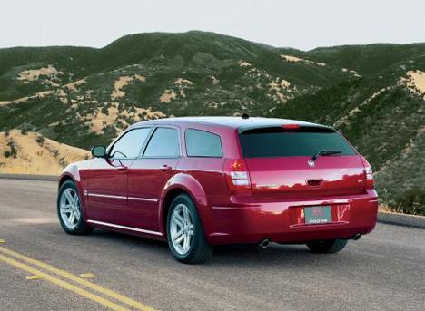 Dodge Magnum 3.5 i V6 24V AWD