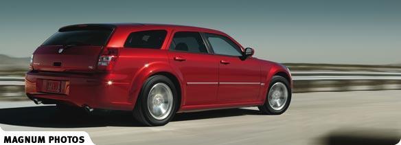 Dodge Magnum SXT 4WD