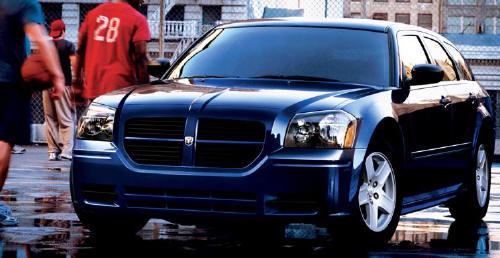 Dodge Magnum SXT AWD