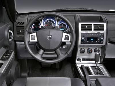 Dodge Nitro 2.8 CRD