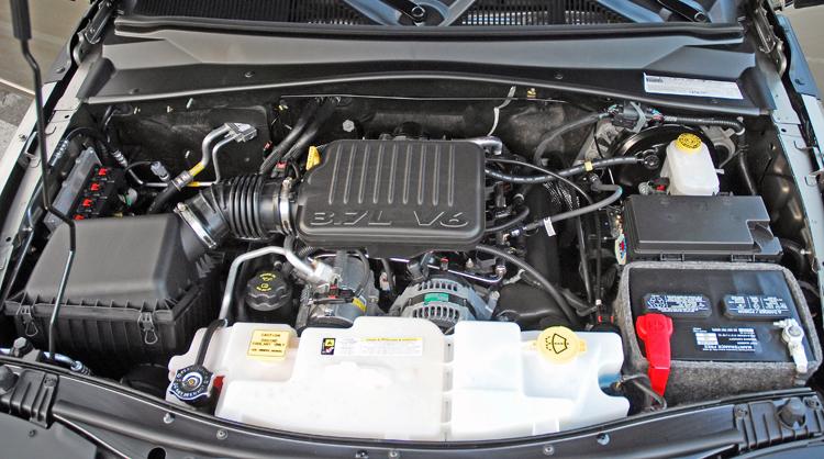 Dodge Nitro 3.7